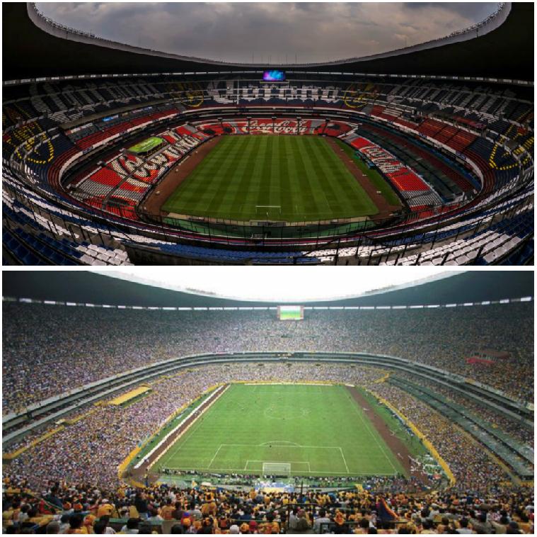 Estadio Azteca: la construcción más desastrosa y aclamada en México 0
