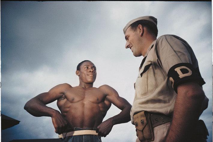 Imágenes homoeróticas de la Segunda Guerra Mundial 7