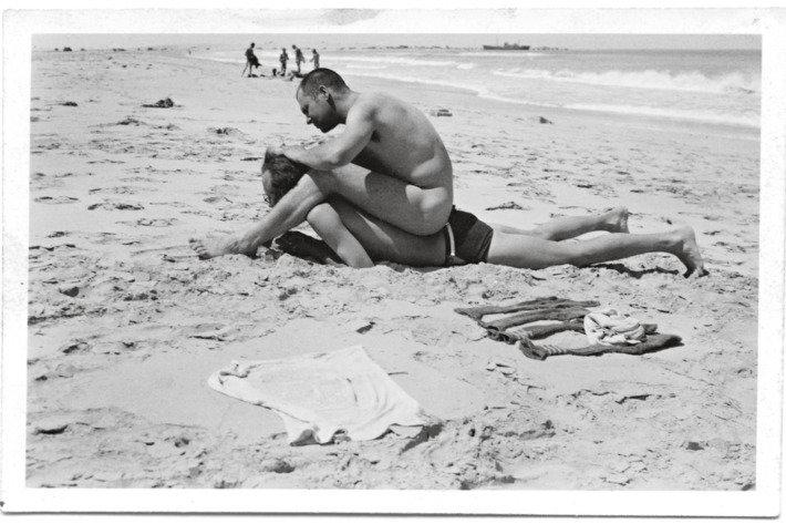 Imágenes homoeróticas de la Segunda Guerra Mundial 3