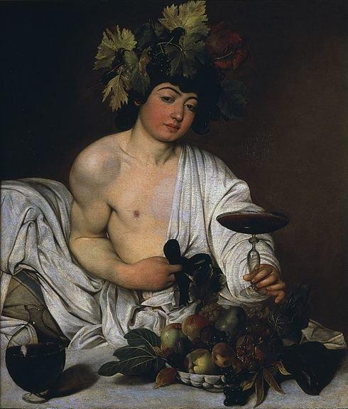 Los dioses griegos a través de 6 insólitas pinturas 5