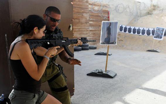 violencia en israel 1