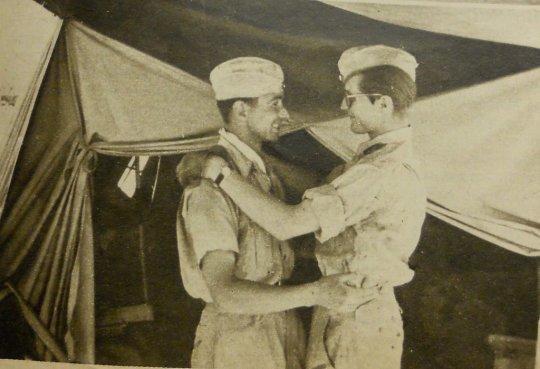 Imágenes homoeróticas de la Segunda Guerra Mundial 0