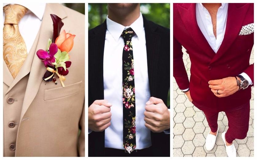 La complicación de ser hombre y querer usar un traje de color 4