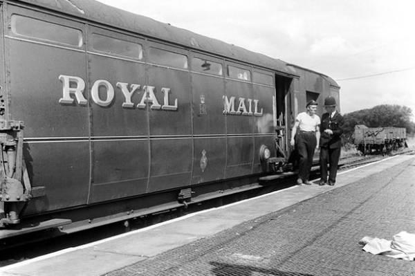 Great Train Robbery Monopoly mistake train