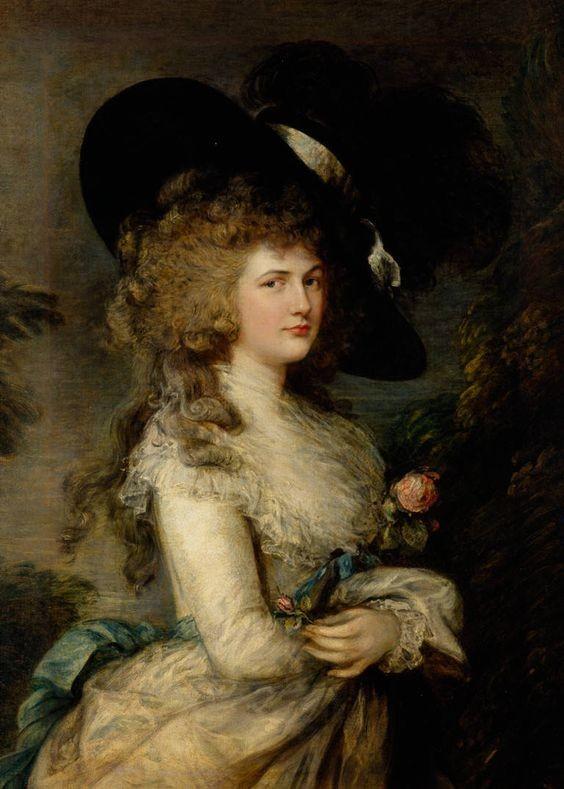 Heist Duchess Devonshire Gainsborough