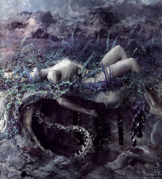 Marcela Bolivar surreal photographs mercury-w600-h600