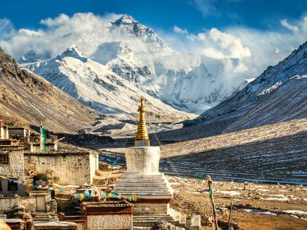Tibetan sky burial temple-w600-h600