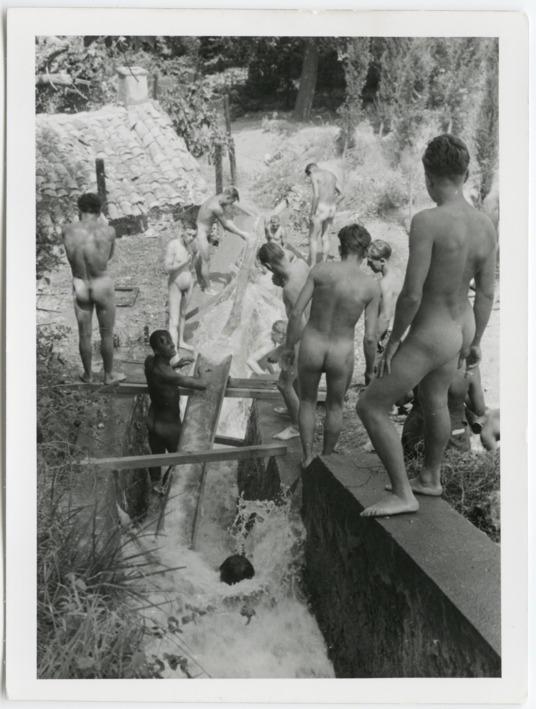 Imágenes homoeróticas de la Segunda Guerra Mundial 12