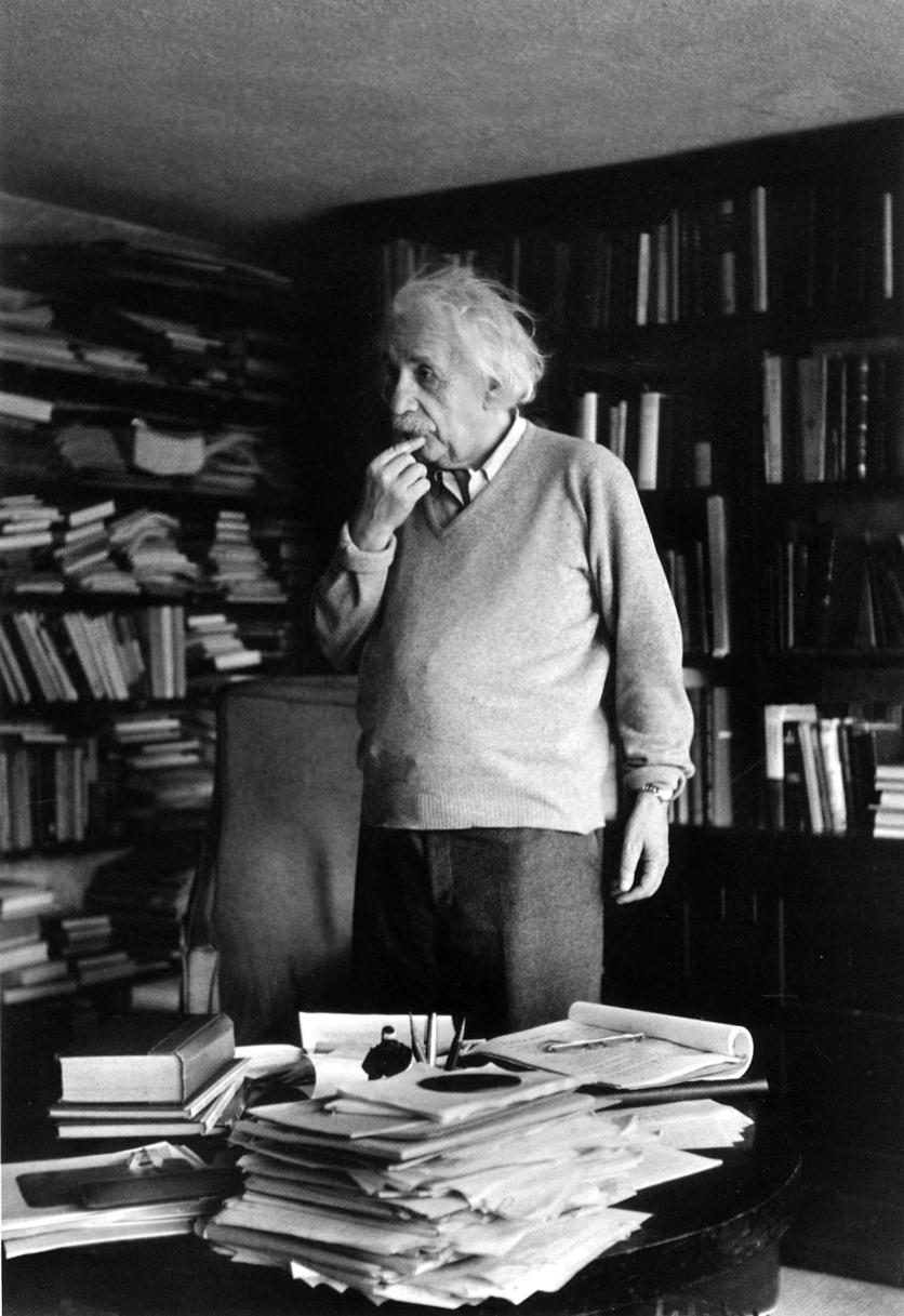 El verdadero secreto de la genialidad de Einstein 1