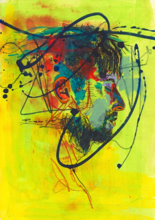 La artista que fue capaz de plasmar las emociones internas que los seres humanos experimentan 6