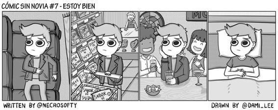 sin novia comic 6