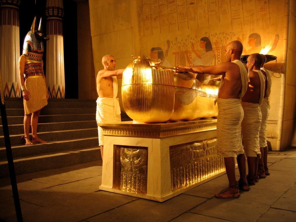 anubis avances cientificos de egipto