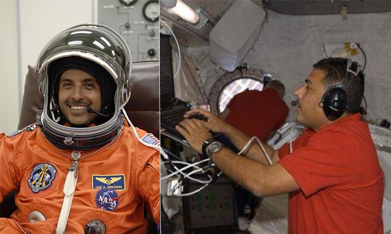 enfermedades de los astronautas