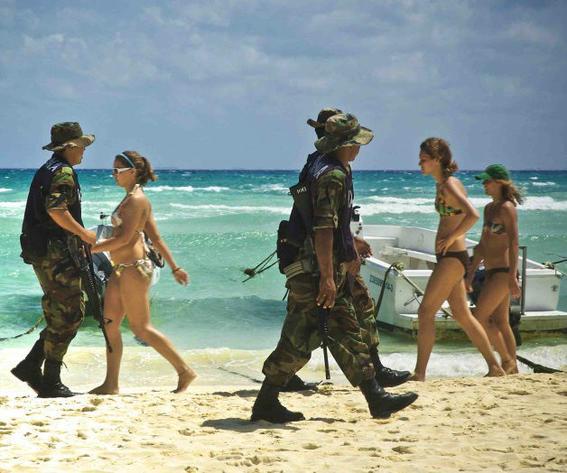 inseguridad en cancun 2