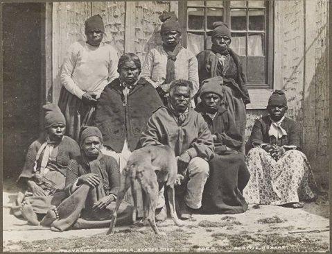El genocidio de Tasmania que exterminó a los aborígenes y del que nadie habla 3