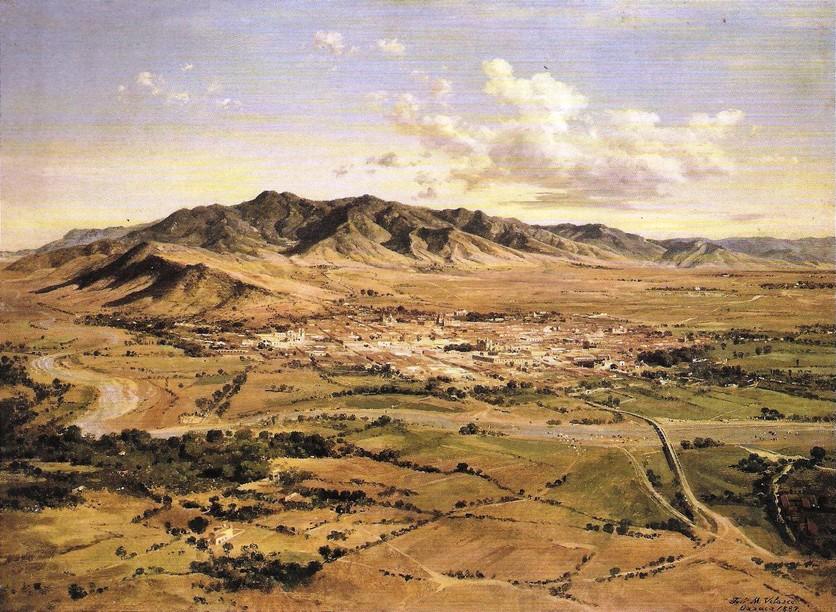 José María Velasco: el pintor mexicano que hemos olvidado 1