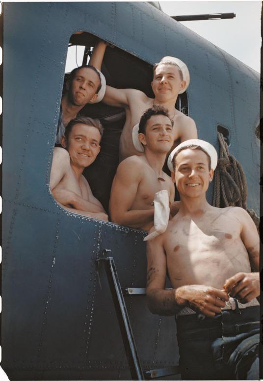 Imágenes homoeróticas de la Segunda Guerra Mundial 11