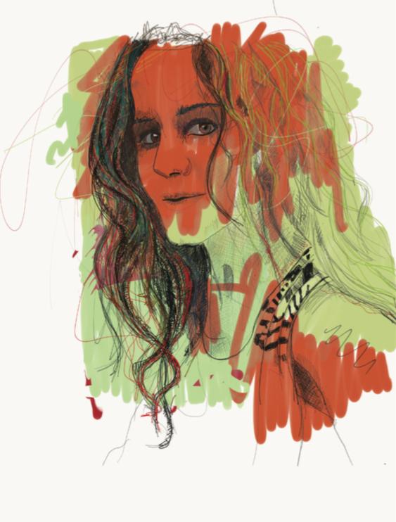 La artista que fue capaz de plasmar las emociones internas que los seres humanos experimentan 1
