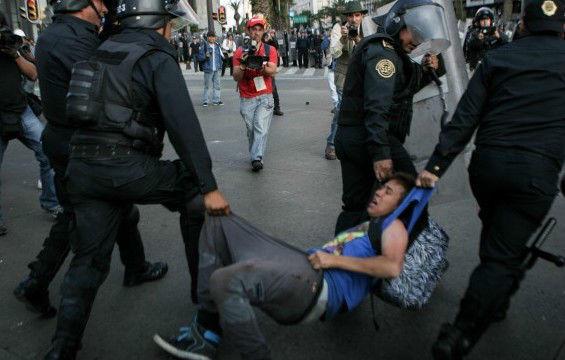 detenciones arbitrarias