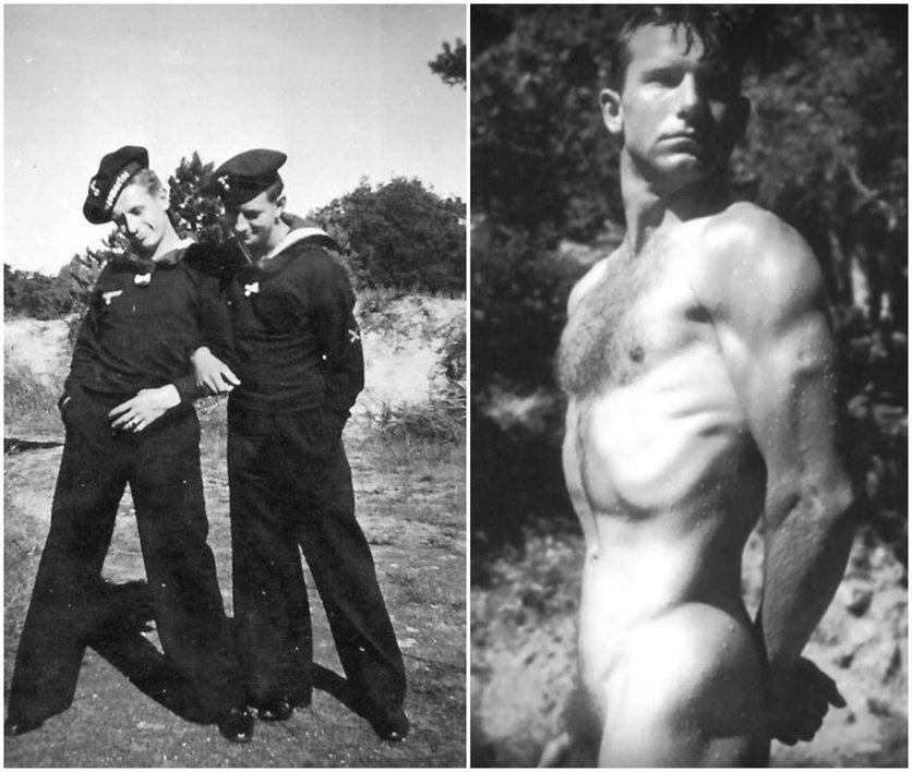 Imágenes homoeróticas de la Segunda Guerra Mundial 8