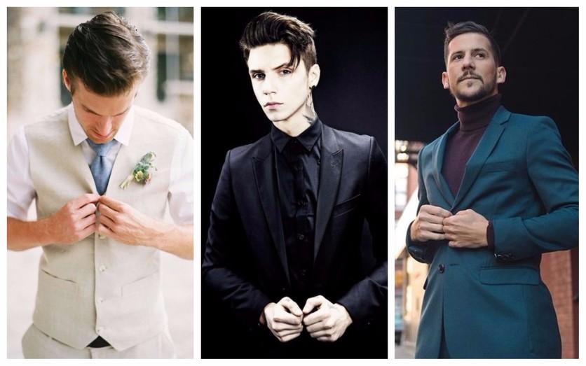 La complicación de ser hombre y querer usar un traje de color 2