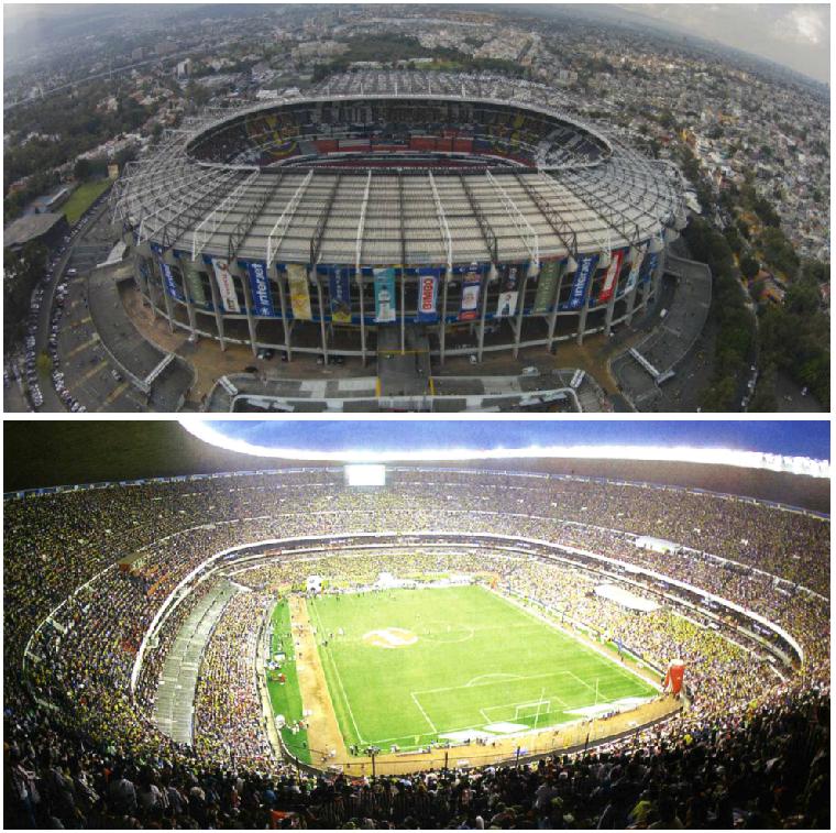 Estadio Azteca: la construcción más desastrosa y aclamada en México 7