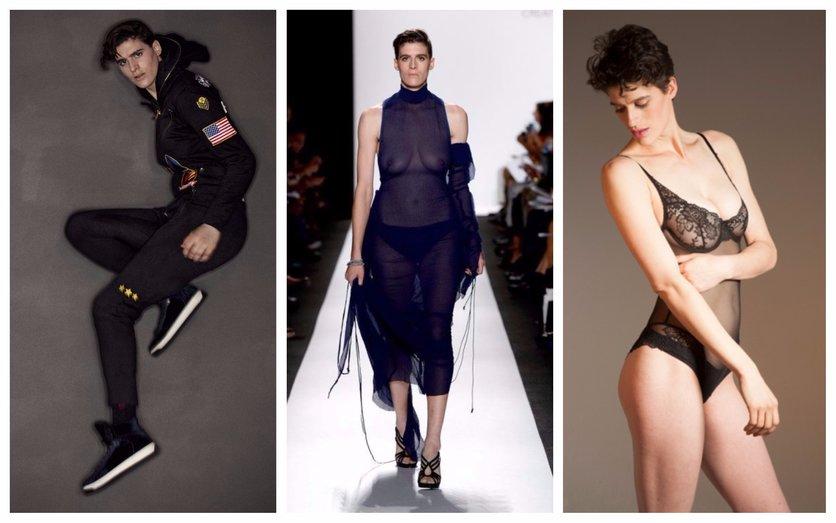 Modelos que están creando un nuevo concepto de belleza 8