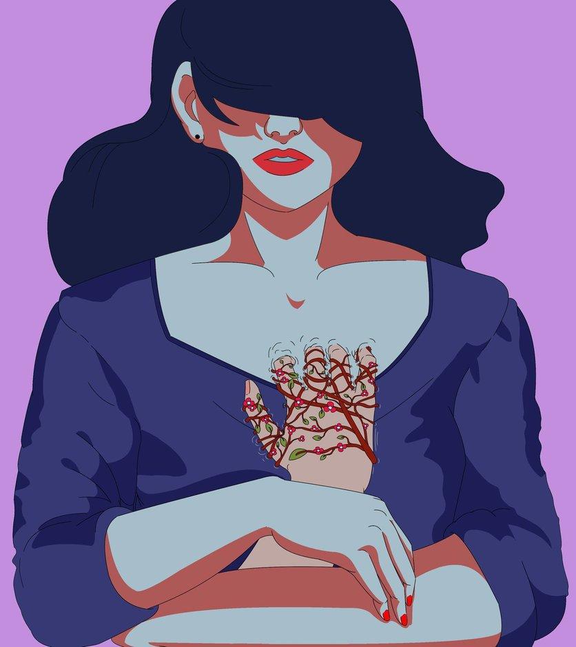 Ilustraciones para entender lo que sientes y no puedes decir 5