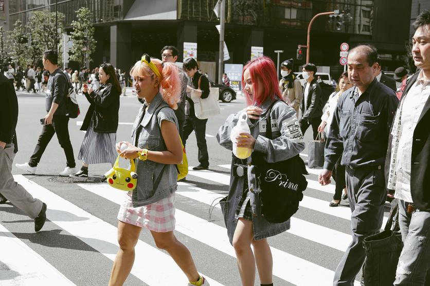 El verdadero 'Reto Tokio': cómo retratar una ciudad en 24 fotografías 5