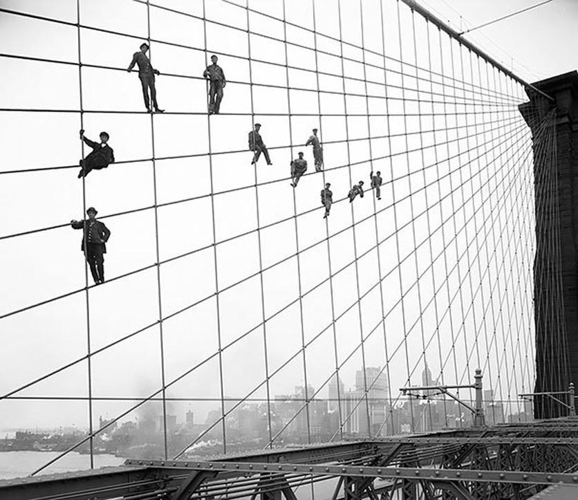 10 fotografías que muestran un pasado inaudito y los orígenes de nuestro presente 9