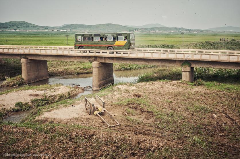 La belleza de Corea del Norte en 16 fotografías 8