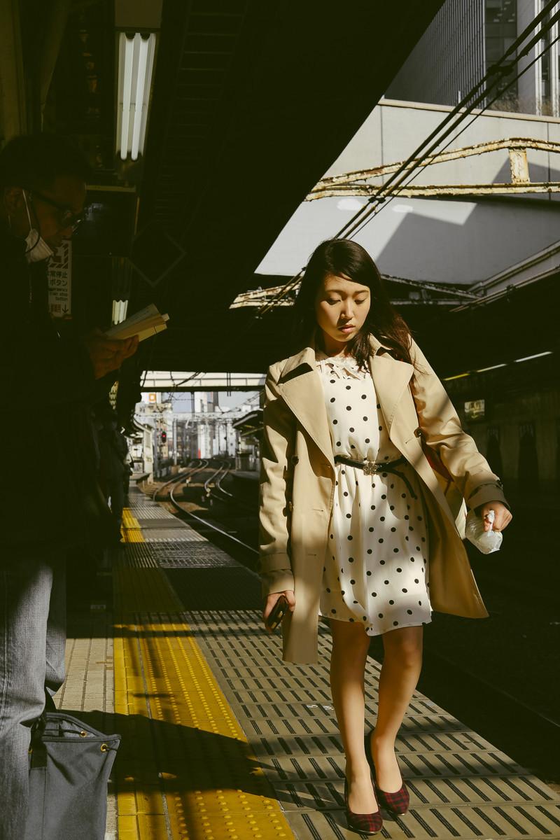 El verdadero 'Reto Tokio': cómo retratar una ciudad en 24 fotografías 6