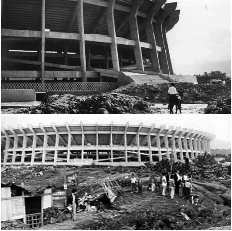 Estadio Azteca: la construcción más desastrosa y aclamada en México 4