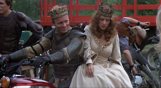 george a romero martin knightriders