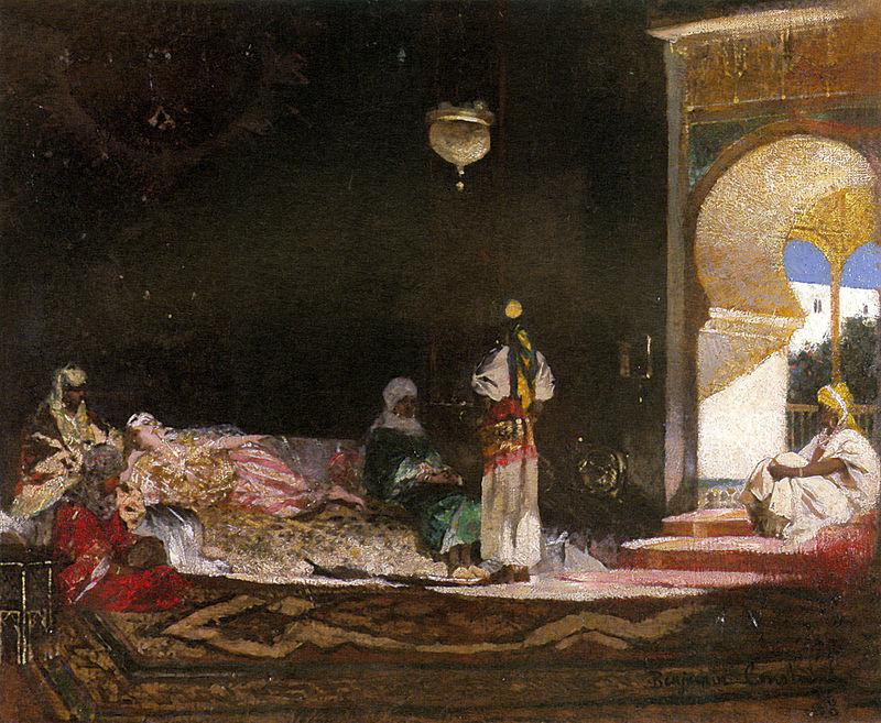 harem paintings