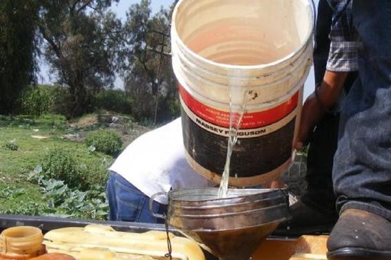 huachicoleros venden diesel robado
