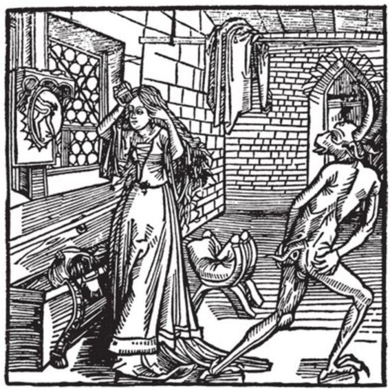 ilustraciones de brujeria y ocultismo geoffroy latour