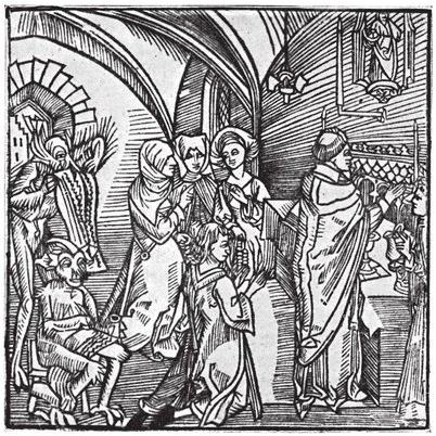 ilustraciones de brujeria y ocultismo michael furter