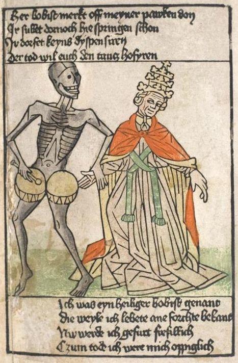 ilustraciones de brujeria y ocultismo totentanz
