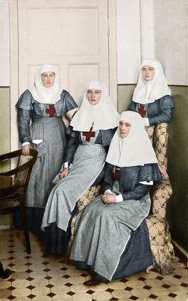 la verdadera historia de anastasia enfermeras