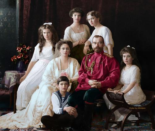 la verdadera historia de anastasia familia