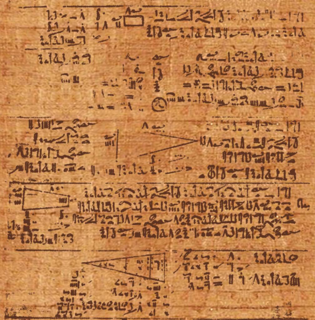 matematicas avances cientificos de egipto