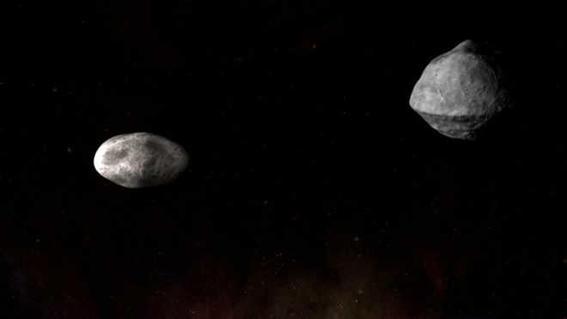 mision de la nasa para desviar asteroides