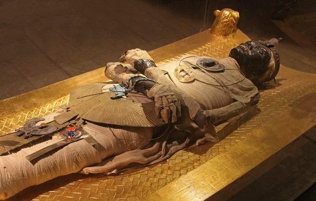 momia avances cientificos de egipto