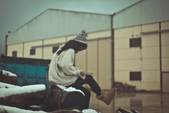 mujeres con poca autoestima frio