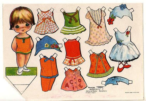 alguna vez yo fui diseadora de moda y t tambin en nuestras pequeas manos radicaba el poder de vestir a una pequea mujer como se nos diera la gana