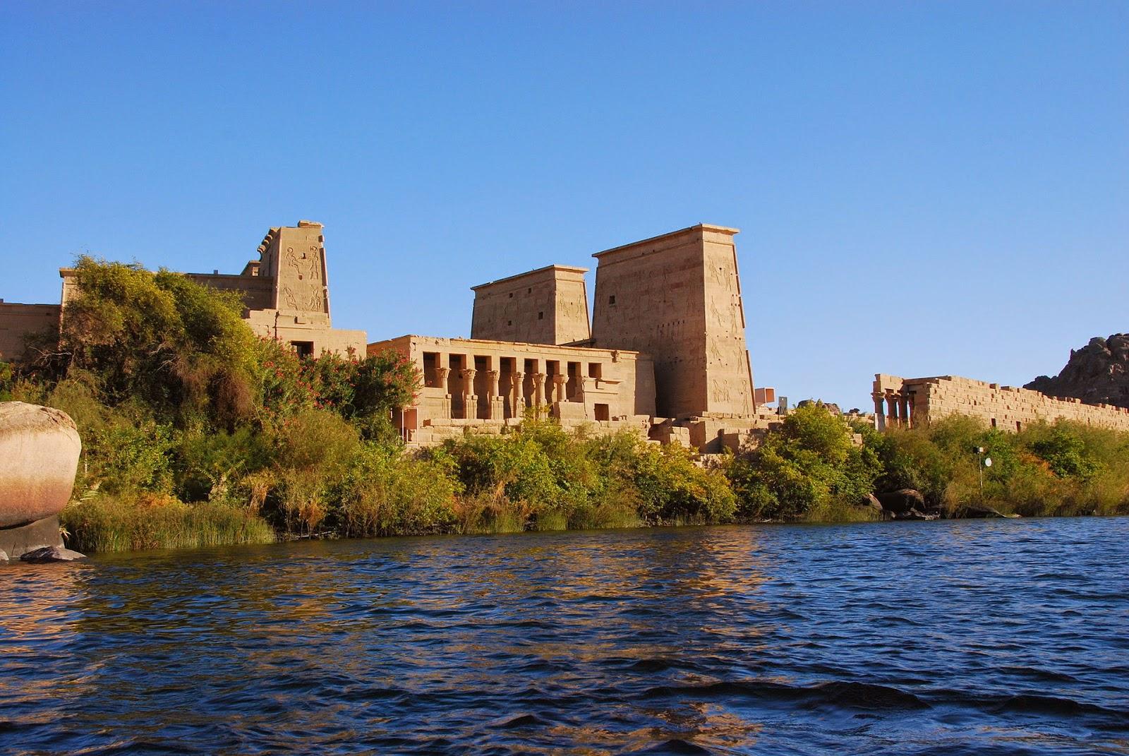 nilo avances cientificos de egipto