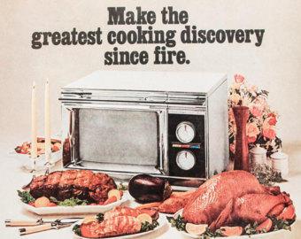 recetas en microondas desde el fuego