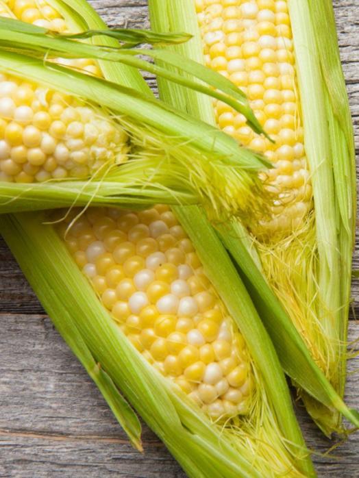 recetas en microondas maiz