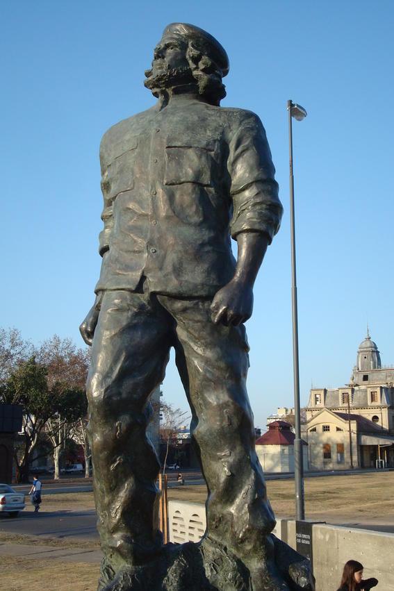 imagen del che guevara en argentina 2